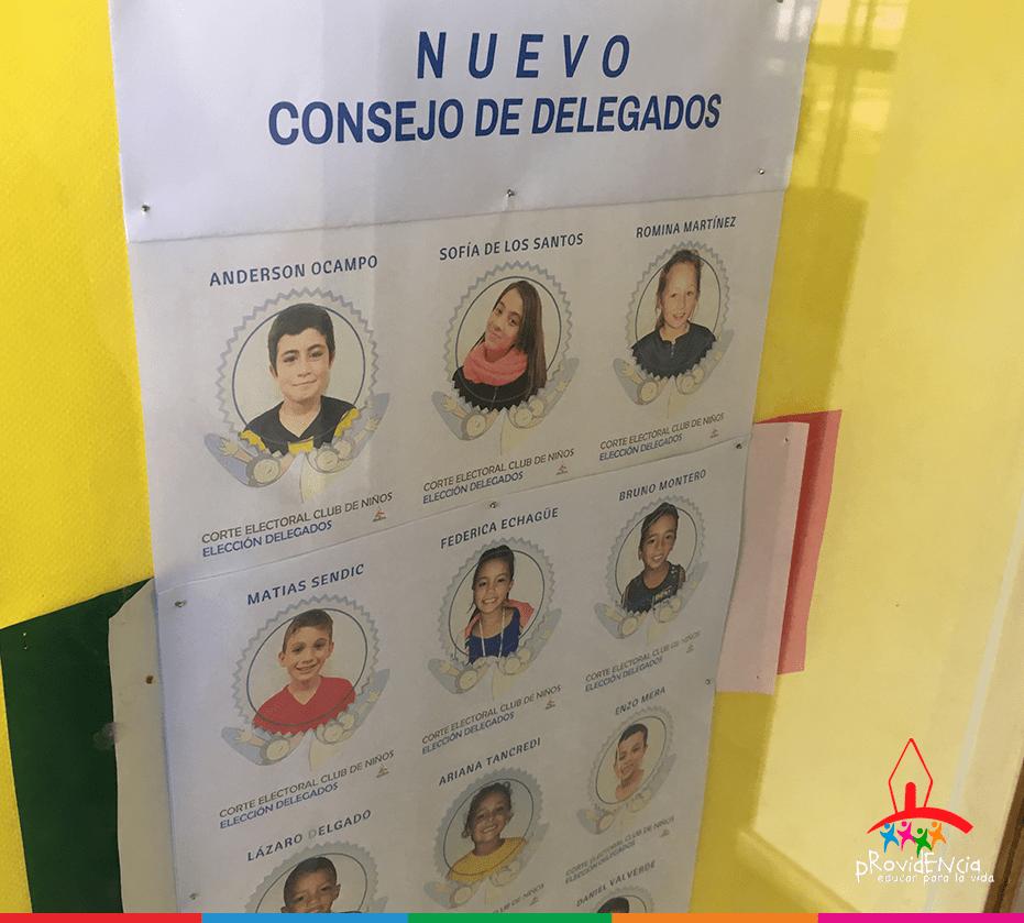 Jornada Cívica en Club de Niños