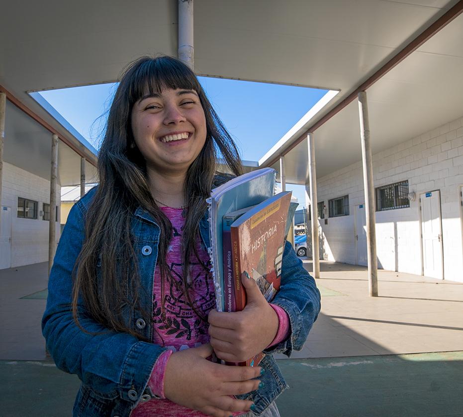 El Centro Juvenil acompaña la CONTINUIDAD educativa