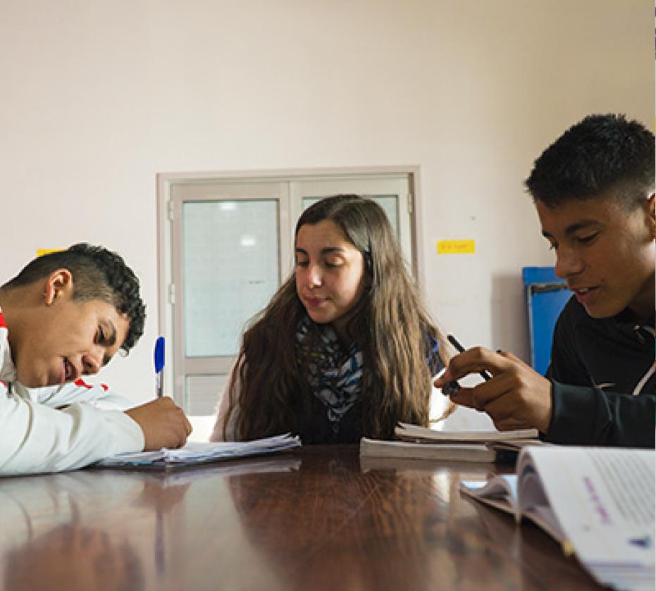 Liceos que inspiran