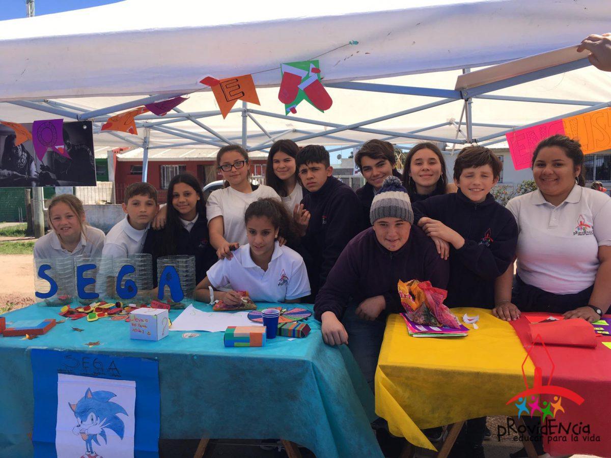 Fortaleciendo nuestra comunidad educativa:  Feria Educativa